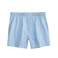 J.Crew Geometric Fish Boxers White