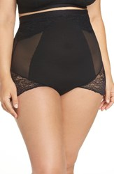 Spanxr Plus Size Women's Spanx Spotlight On Lace High Waist Briefs