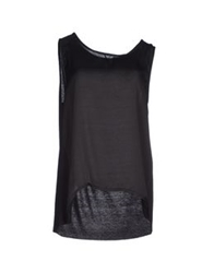 Hope Collection Tops Black