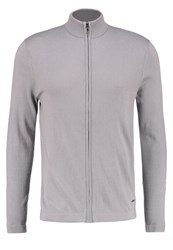 Joop Leandros Cardigan Light Grey