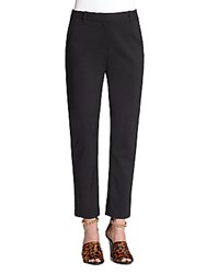 3.1 Phillip Lim Core Cropped Pencil Trousers Midnight