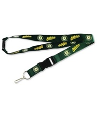 Aminco Oakland Athletics Lanyard Green