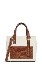 Frances Valentine Small Chloe Bag Natural Luggage