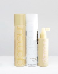Toni And Guy Volume Bounce Kit Volume Bounce Clear