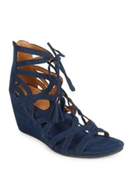Kenneth Cole Reaction Cake Pop Caged Wedges Almond