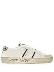 Moa Master Of Arts Play Lace Up Sneakers White