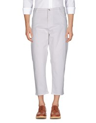 Nine Inthe Morning Casual Pants White