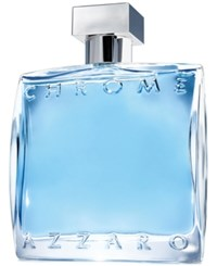 Chrome By Azzaro Eau De Toilette Spray 3.4 Oz