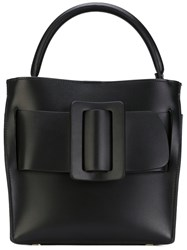 Boyy Devon Shoulder Bag Women Leather One Size Black