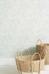 Dwellstudio Sprouted Shrubs Wallpaper Moss