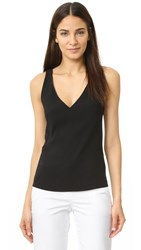 Dkny Cross Back Shirt Black
