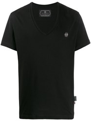 Philipp Plein V Neck T Shirt 60