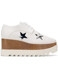 Stella Mccartney Elyse Star Shoes White