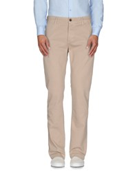 Camouflage Ar And J. Trousers Casual Trousers Men Sand