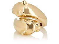 Sidney Garber Passionate Panthers Ring Gold