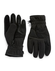 Under Armour Coldgear Infrared Leatherette Accented Storm Convex Gloves Black