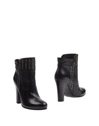 Janet And Janet Ankle Boots Black