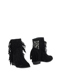 Lollipops Ankle Boots Black