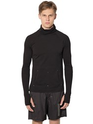 Y 3 Sport Approach Knitted Long Sleeve Top