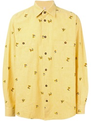 Missoni Vintage Mickey Mouse Print Shirt