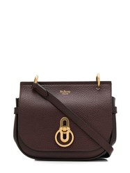 Mulberry Small Amberley Crossbody Bag Brown