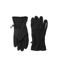 Bula Dyno Micro Fleece Gloves Black Extreme Cold Weather Gloves