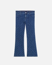 Stella Mccartney Blue The Skinny Kick