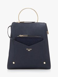 Dune Dacia Removable Front Pouch Backpack Navy