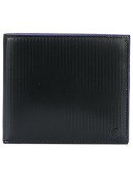 Paul Smith By Classic Bi Fold Wallet Unisex Leather One Size Black