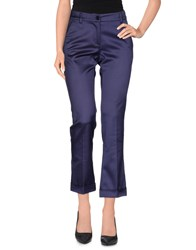 Love Moschino Trousers Casual Trousers Women Purple