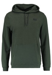 Tom Tailor Denim Reversed Sweatshirt Woodland Green Oliv