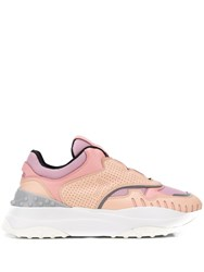 Tod's Derby Sneakers Pink