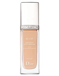 Christian Dior Diorskin Nude Nude Skin Glowing Makeup With Sunscreen Broad Spectrum Spf 15 022 Cameo