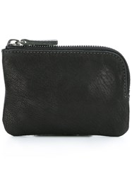 Ally Capellino 'Tess' Coin Purse Black