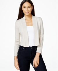 Charter Club Open Front Bolero Only At Macy's