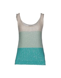 Roberto Collina Topwear Vests Women Light Green