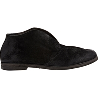 Marsell Slip On Ankle Boots Black