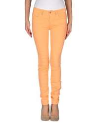 Marc By Marc Jacobs Denim Pants Salmon Pink