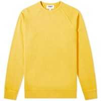 Ymc Schrank Raglan Sweat Yellow