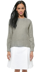 Roseanna Zuko Checkerboard Top