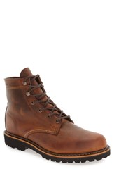 Wolverine Men's '1000 Mile Duvall' Plain Toe Boot Brown Leather