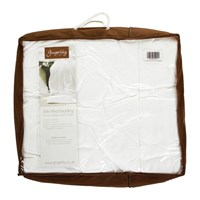 Gingerlily 100 Silk Filled All Seasons Duvet King Uk Size