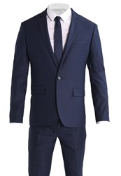 Kiomi Suit Navy Dark Blue