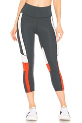Vimmia Dedication Crop Legging Charcoal