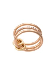 Spinelli Kilcollin Sonny Connected Rings Gold