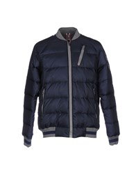 Club Des Sports Down Jackets Dark Blue