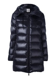 Moncler 'Suyen' Padded Coat Black