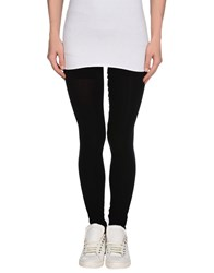 Marithe' F. Girbaud Marithe Francois Girbaud Trousers Leggings Women Black