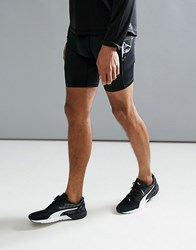 Influence Active Running Shorts Black