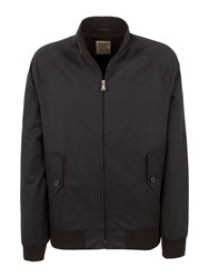 Gibson Formal Full Zip Harrington Jacket Black